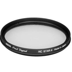 Filtr efektowy HOYA PRO1 Digital Star 4 62mm