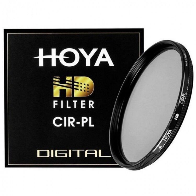Filtr HOYA HD CIR-PL 62mm