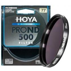 Filtr szary HOYA PRO ND500 49mm