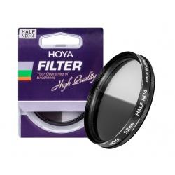 Filtr połówkowy HOYA HALF NDX4 58mm