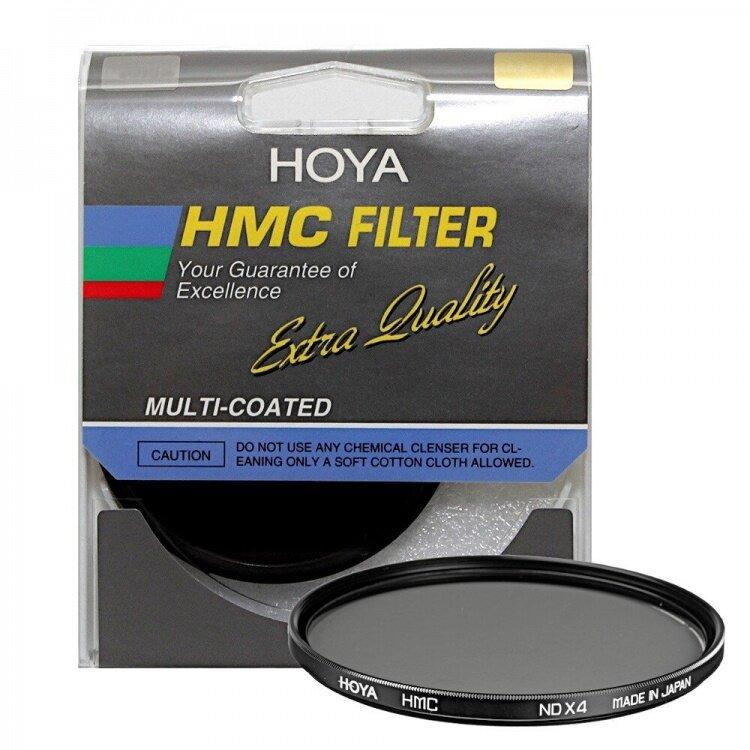 Filtr szary HOYA HMC ND4 37mm