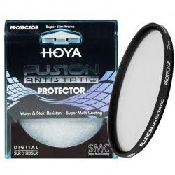 Filtr ochronny HOYA FUSION ANTISTATIC Protector 62mm