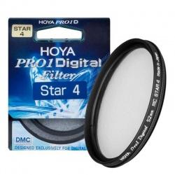 Filtr efektowy HOYA PRO1 Digital Star 4 82mm