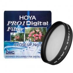 Filtr soczewka HOYA  PRO1 Digital CLOSE-UP +3 55mm